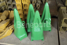 Loader Manufacture Bucket Tooth for Excavator Tooth Replacement 61q631310RC-F